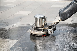 Commericial Floor Cleaning