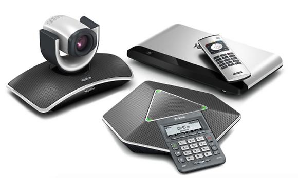 Videoconferência Yealink VC110 Phone