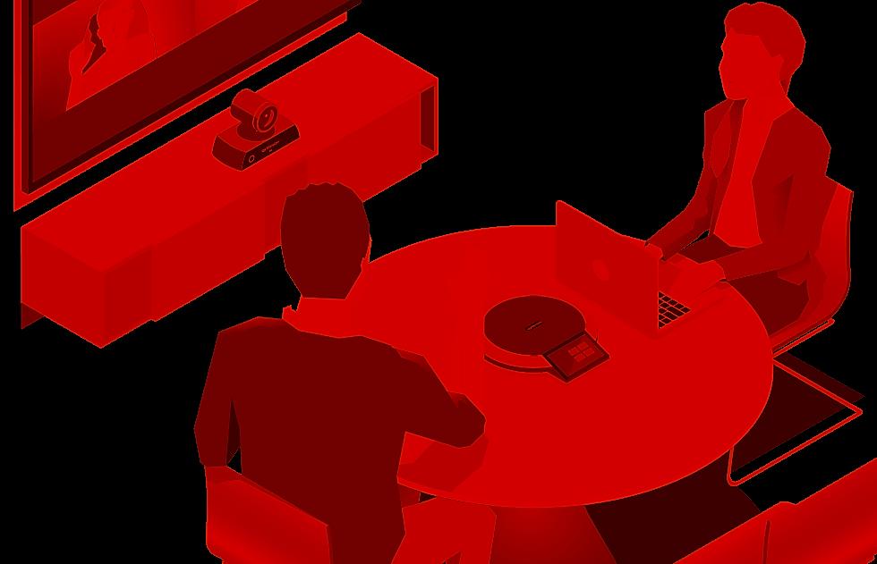 Soluções de videoconferência e reuniões em nuvem Meso Telecom