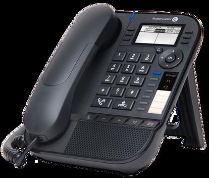 Aparelho com fio Smart Desktop Phone 8018