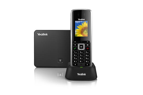 Aparelho sem fio W52H Business HD IP DECT Phone
