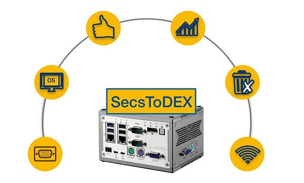 SecsToDEX Features