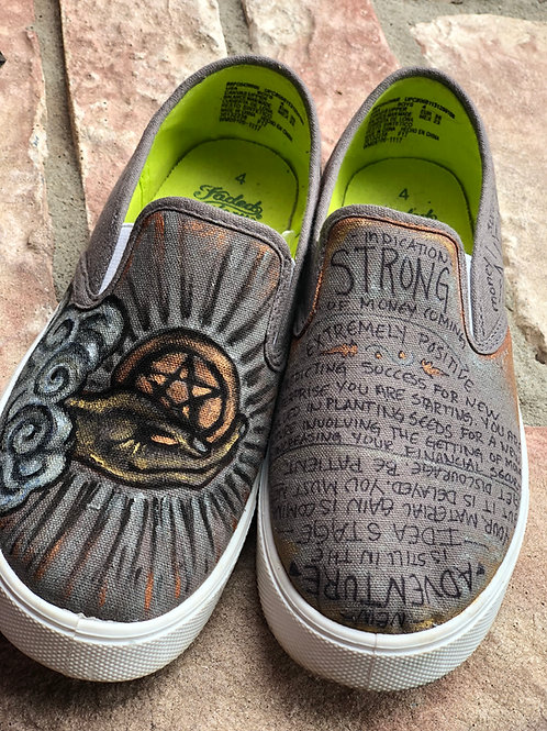 Customized Tarot Shoes