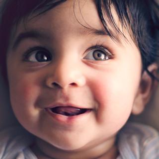 Sourire bébé