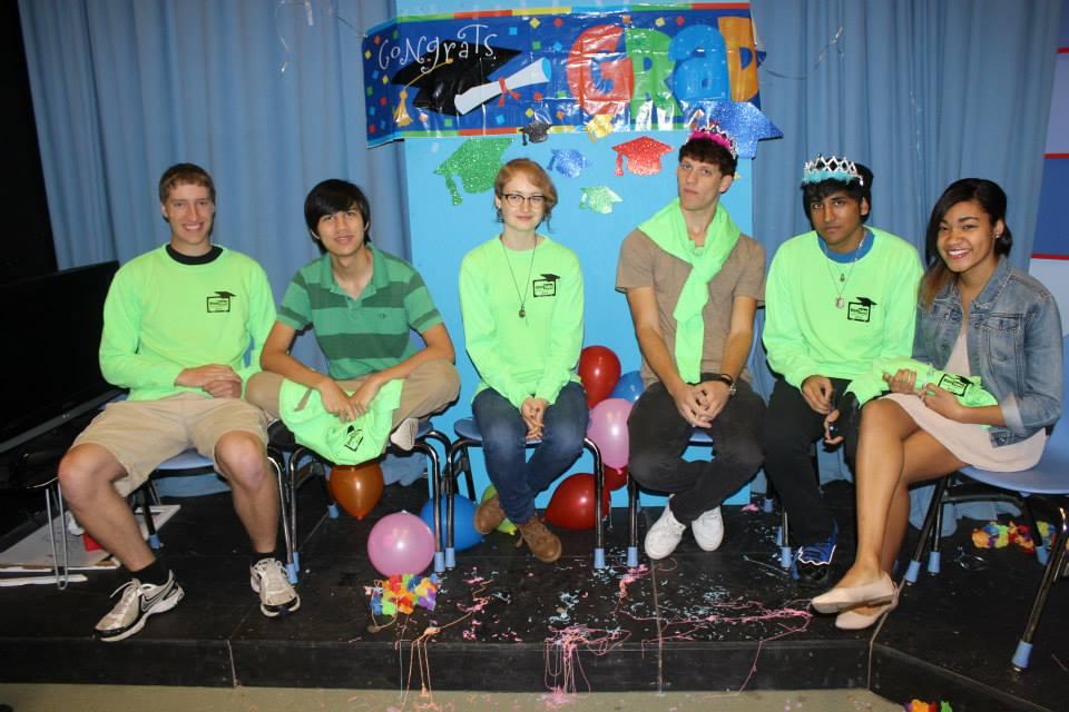 BlueTube Crew Seniors