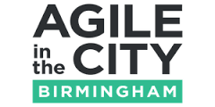 Agile in the city logo