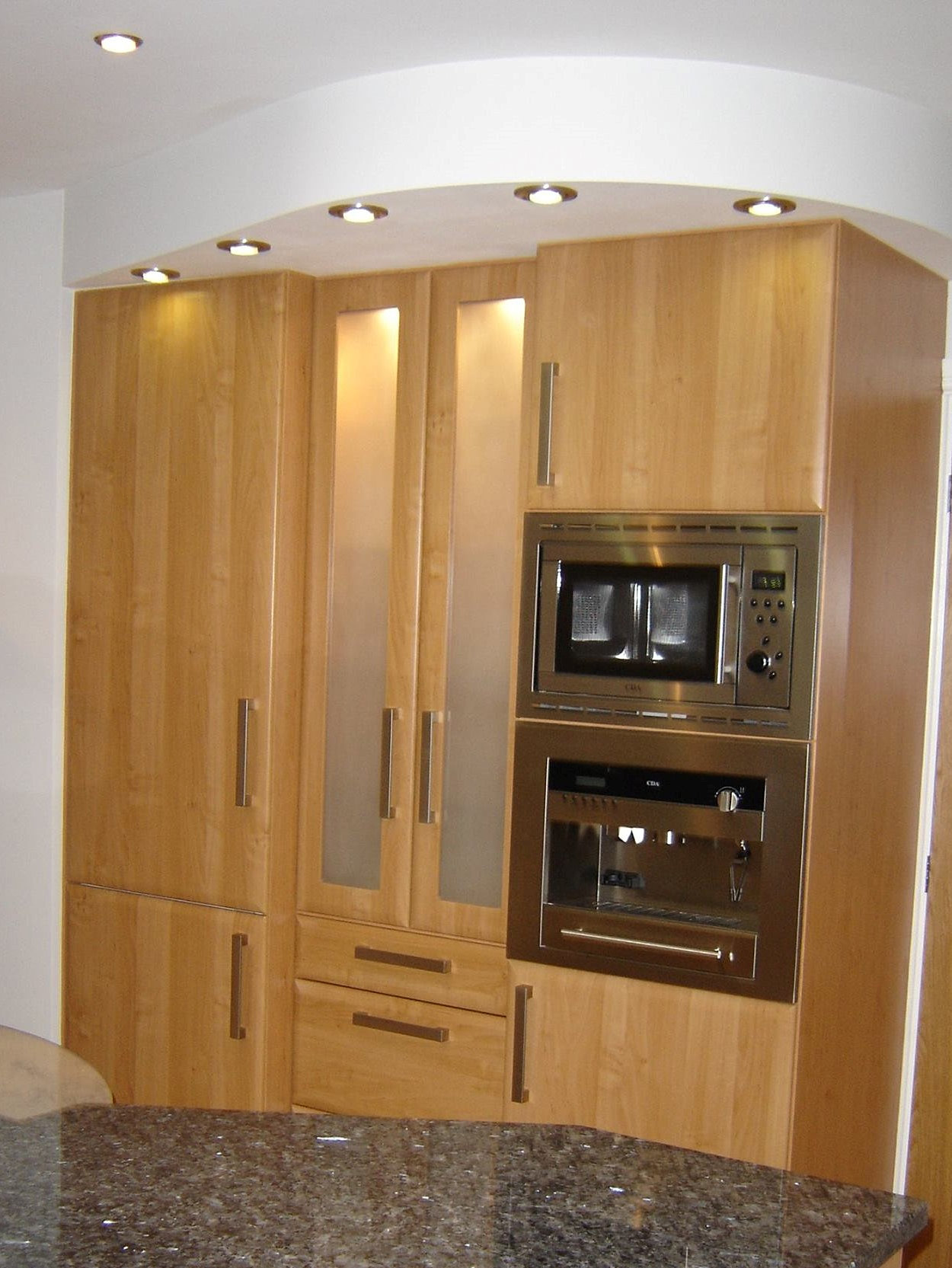 Kitchens and Bedrooms Stoke on Trent Paul Brown | Kitchen unit with ...