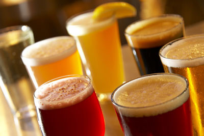 Try an International Wine and Beer Selection at Papaspiros Full Service Bar and Enjoy Excellent Ente