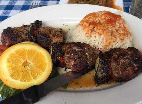 Enjoy a Fresh Kebab From Papaspiros!