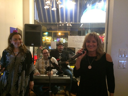 Enjoy Live Music From Simply Kathleen and Friends! 6:30 pm to 9:30 pm.