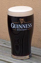 Guinness Draft at Papaspiros Restaurant