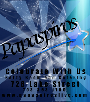 Have Your Party at Papaspiros!