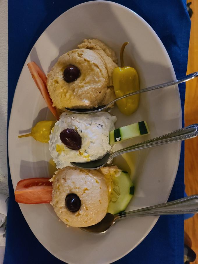 This Weekend Enjoy a Specialty Three Course Menu at Papaspiros Restaurant 728 Lake Street $65