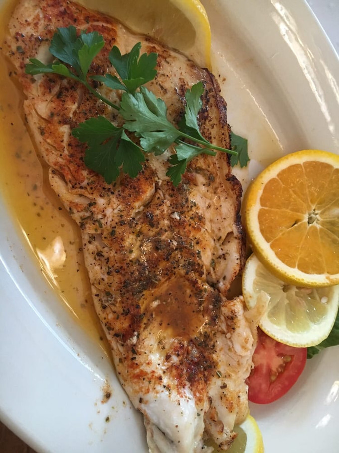 Enjoy Something Special From Our Seafood Menu Tonight at Papaspiros!