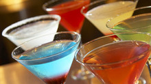 Enjoy a Top of the House Martini, Specialty Beverage, Wine or Beer at Papapsiros Restaurant and Bar.
