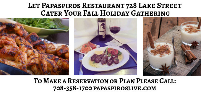Join Us This Weekend for Authentic Greek Cuisine at Papaspiros! Cater Your Event with Us! Celebrate