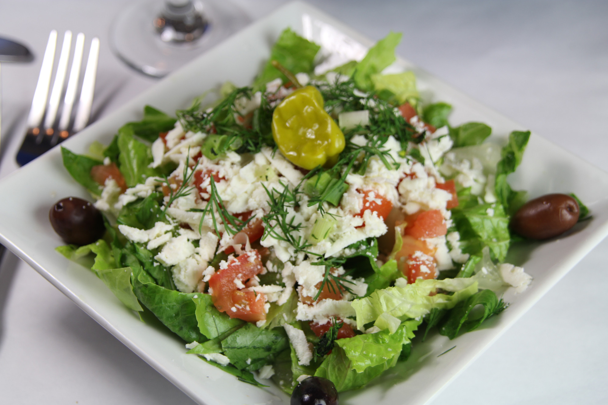 MENU | Papaspiros Greek Mediterranean Restaurant