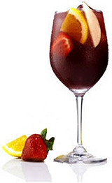 Enjoy Sangria At Our Sunday Brunch