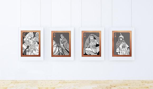 Bedouin Card Set (5 x 7)
