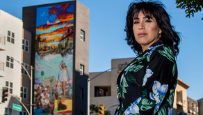 SoCal Justice Law Group Client, Survivor and Hero, Sofia Larios, Making Headlines