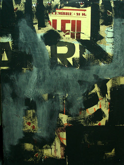 Pintura Negra, 1969
