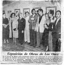 Los Once 1954