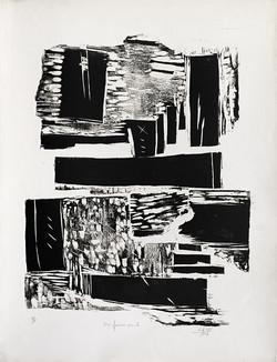 Un Fracas Sourd, 1967