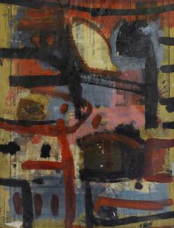 Pintura Negra, 1971