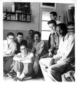 Los Once, 1955