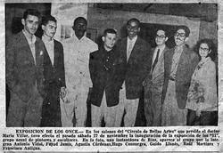 Los Once, 1953