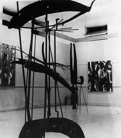 Lyceum Gallery, Havana, 1957