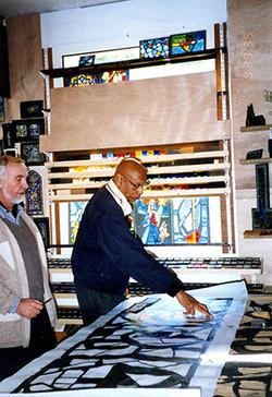 Guido Llinás, Atelier Loire, 1995