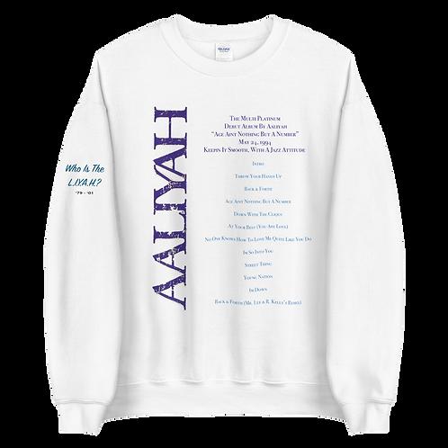 Aaliyah Debut Crewneck