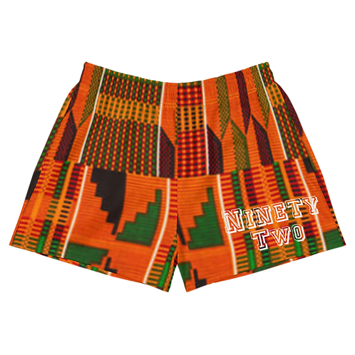 Kente Shorts