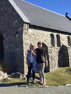 Little Church at Lake Tekapo