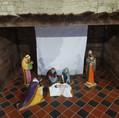 Epiphany Crib Scene St Saviour's 2020