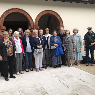 Benefice Pilgrimage to Walsingham 2019