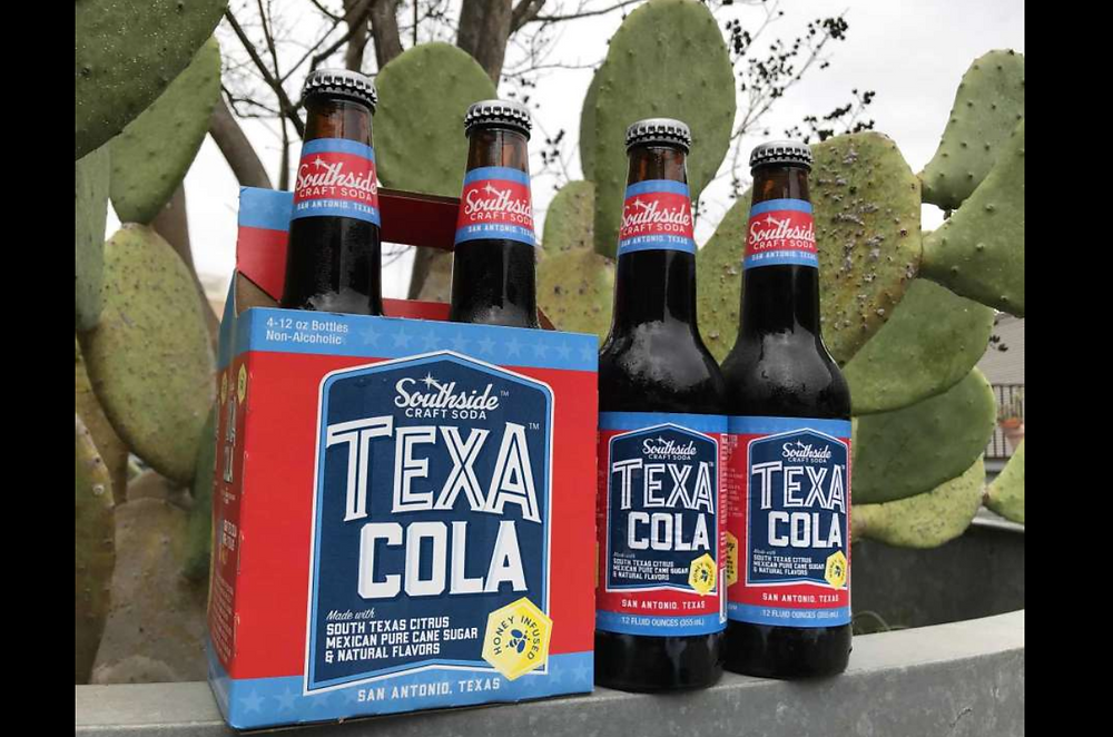 Craft Soda, TexaCola, San Antonio, Texas, Alamo, Visit San Antonio, Riverwalk, World Heritage