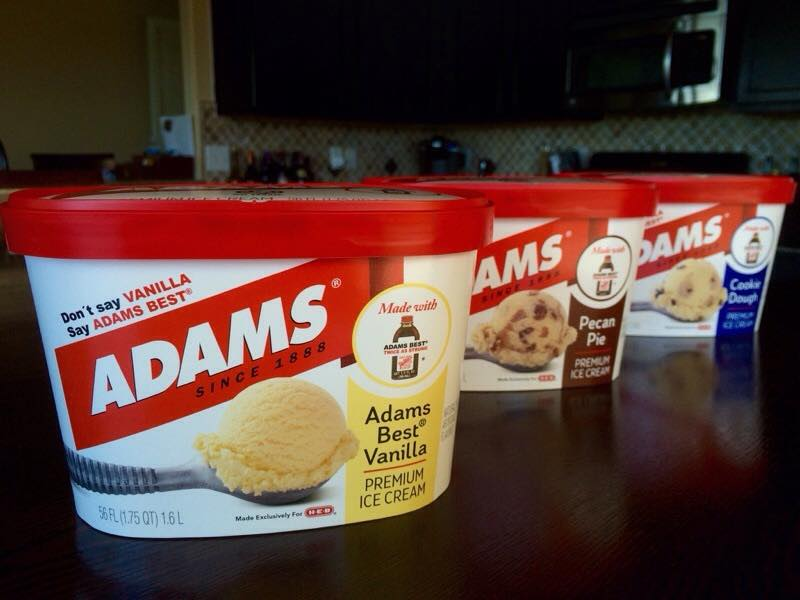 Adams Ice Cream