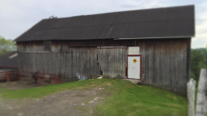 Demoliton de grange sherbrooke