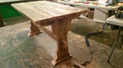 Achat de meuble en bois de grange