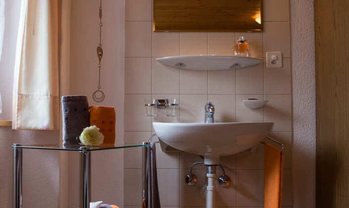 Waschbecken Doppelschlafzimmer