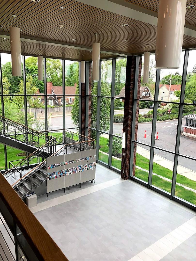 Performing Arts Center Lobby