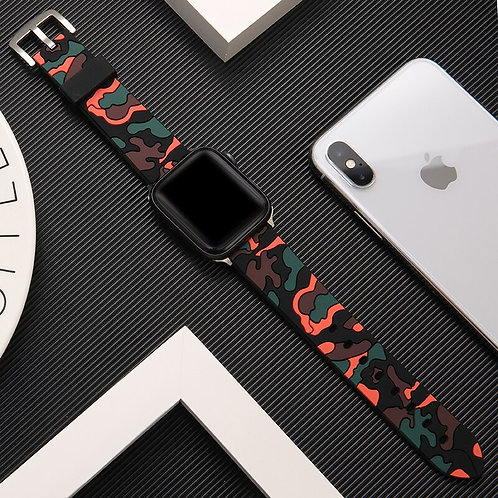 Apple Watch Silicon Bands