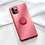 Thumbnail: Soft Plain Silicon Cases for iPhones With Ring Holders
