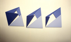 Mountain Pass Triptych