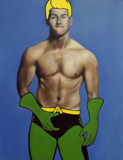Andrew Norris_Toxic Masculinity Series