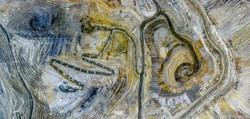 Bingham Open Pit Mine