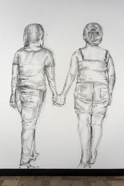 Two Women Walk Into a Bar I
