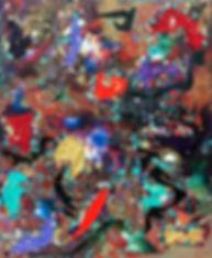 Mary Saran, Nebula Genesis